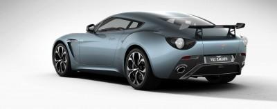 Aston Martin V12 ZAGATO Alba Blue 77