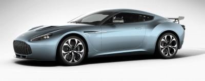 Aston Martin V12 ZAGATO Alba Blue 8