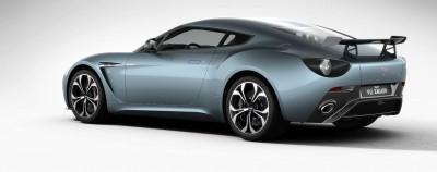 Aston Martin V12 ZAGATO Alba Blue 80