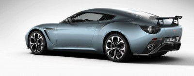 Aston Martin V12 ZAGATO Alba Blue 81