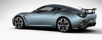 Aston Martin V12 ZAGATO Alba Blue 82