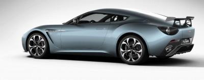 Aston Martin V12 ZAGATO Alba Blue 83