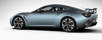 Aston Martin V12 ZAGATO Alba Blue 84