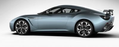 Aston Martin V12 ZAGATO Alba Blue 86