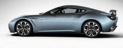 Aston Martin V12 ZAGATO Alba Blue 88