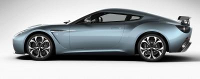 Aston Martin V12 ZAGATO Alba Blue 89