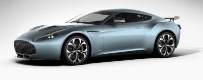 Aston Martin V12 ZAGATO Alba Blue 9