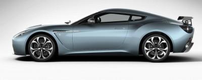 Aston Martin V12 ZAGATO Alba Blue 90