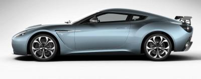 Aston Martin V12 ZAGATO Alba Blue 91