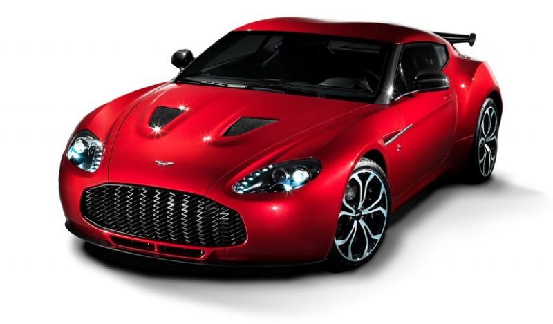 Aston Martin V12 ZAGATO Diavolo Red 101