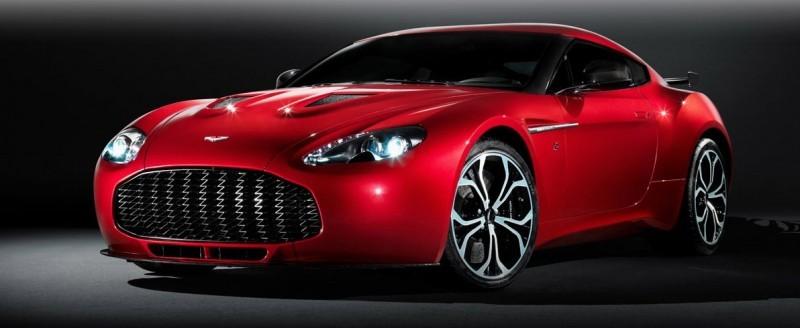 Aston Martin V12 ZAGATO Diavolo Red 102