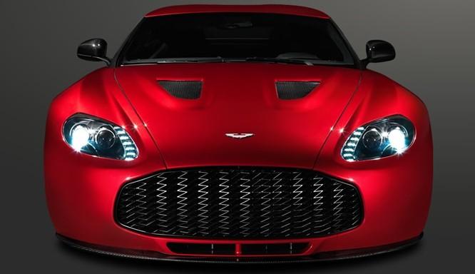 Aston Martin V12 ZAGATO Diavolo Red 104