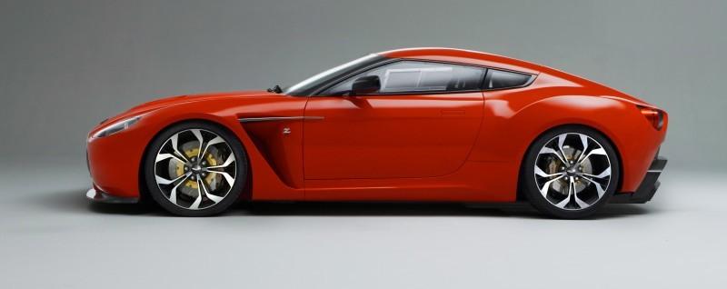 Aston Martin V12 ZAGATO Diavolo Red 110