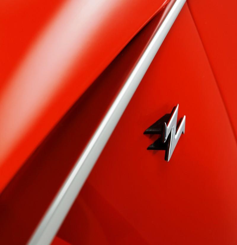 Aston Martin V12 ZAGATO Diavolo Red 112