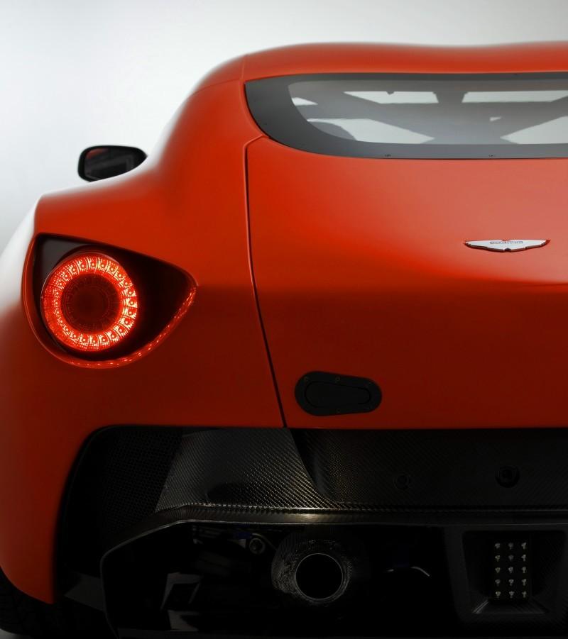 Aston Martin V12 ZAGATO Diavolo Red 113