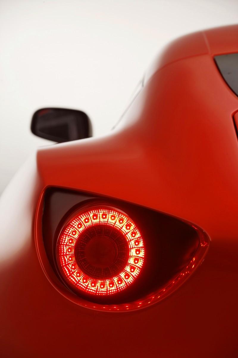 Aston Martin V12 ZAGATO Diavolo Red 114