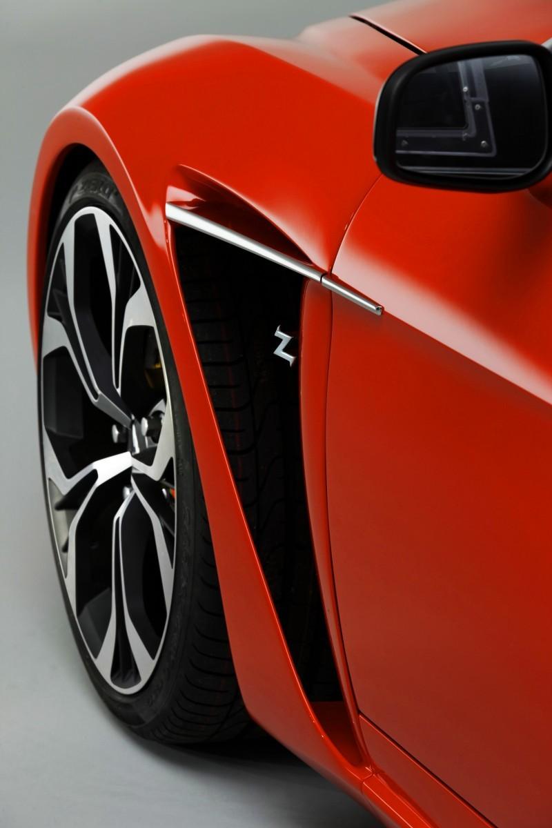 Aston Martin V12 ZAGATO Diavolo Red 115