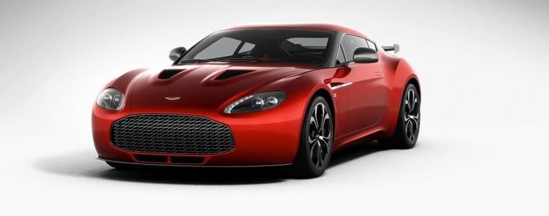 Aston Martin V12 ZAGATO Diavolo Red 19