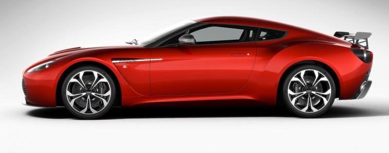 Aston Martin V12 ZAGATO Diavolo Red 2