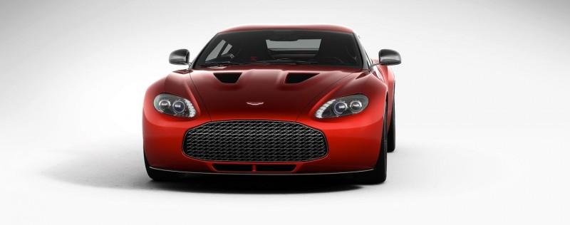 Aston Martin V12 ZAGATO Diavolo Red 23