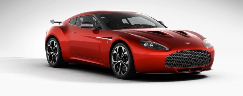 Aston Martin V12 ZAGATO Diavolo Red 35