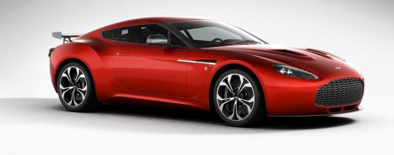 Aston Martin V12 ZAGATO Diavolo Red 39