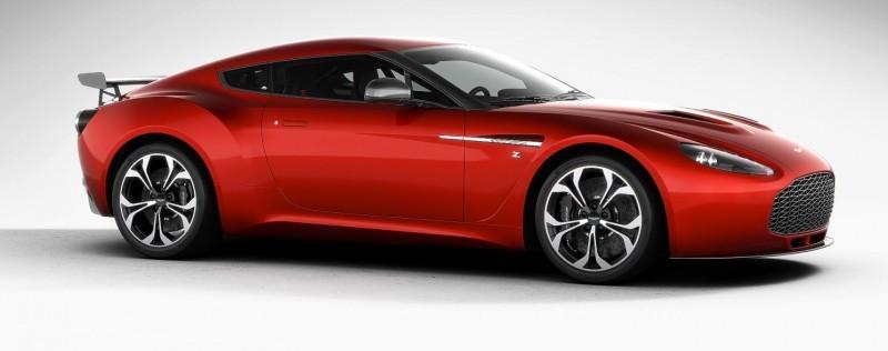 Aston Martin V12 ZAGATO Diavolo Red 42