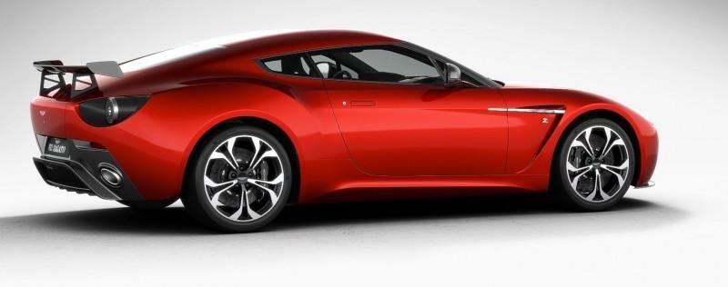 Aston Martin V12 ZAGATO Diavolo Red 56
