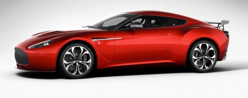 Aston Martin V12 ZAGATO Diavolo Red 7