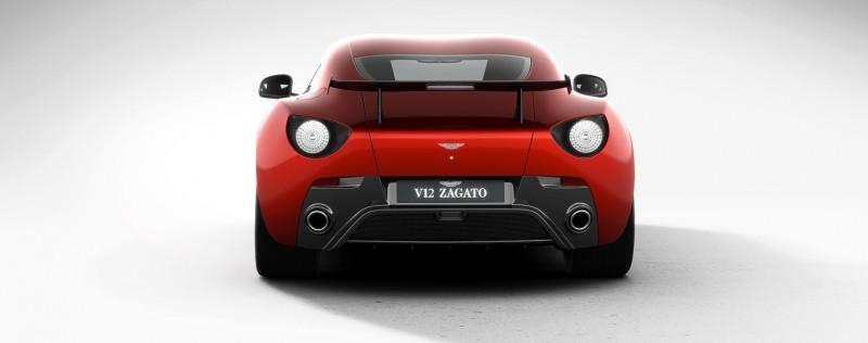 Aston Martin V12 ZAGATO Diavolo Red 72