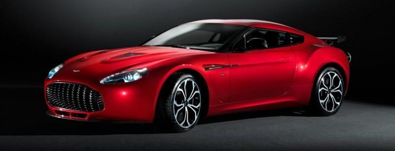 Aston Martin V12 ZAGATO Diavolo Red 98