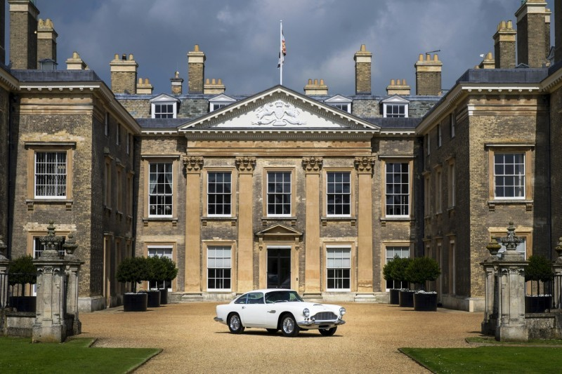 Aston Martin Works at the Althorp Literary Festival_02