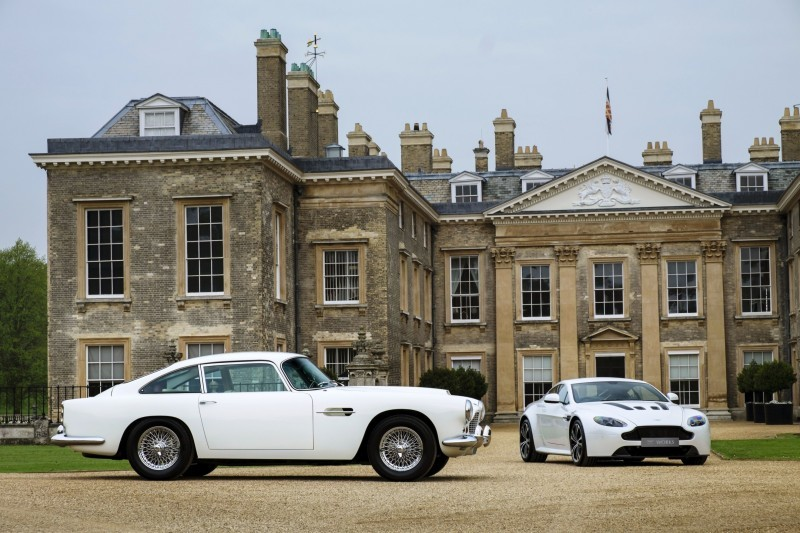 Aston Martin Works at the Althorp Literary Festival_03