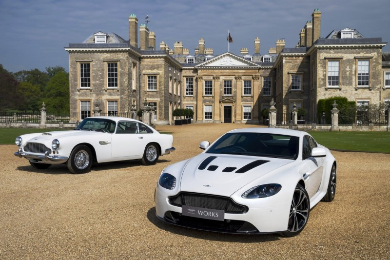 Aston Martin Works at the Althorp Literary Festival_04
