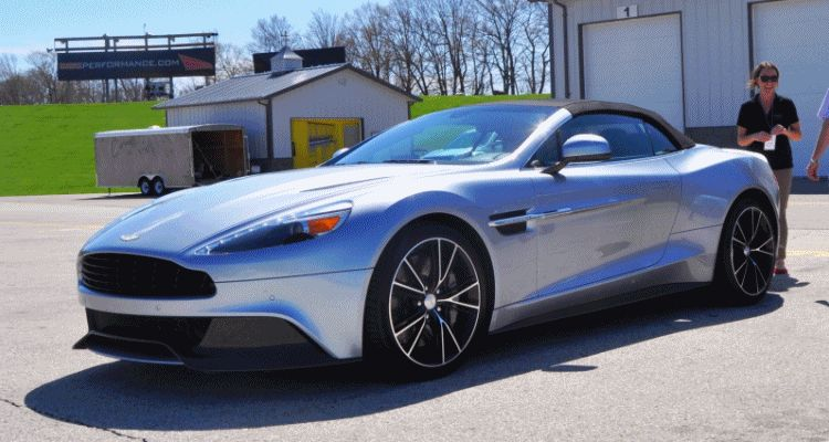 Aston Vanq Volante 2014 gif header