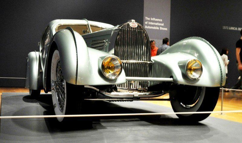 Atlanta Dream Cars - 1935 Bugatti 57S Competition Coupe Aerolithe Wears Gorgeous Elektron Magnesium Panels15