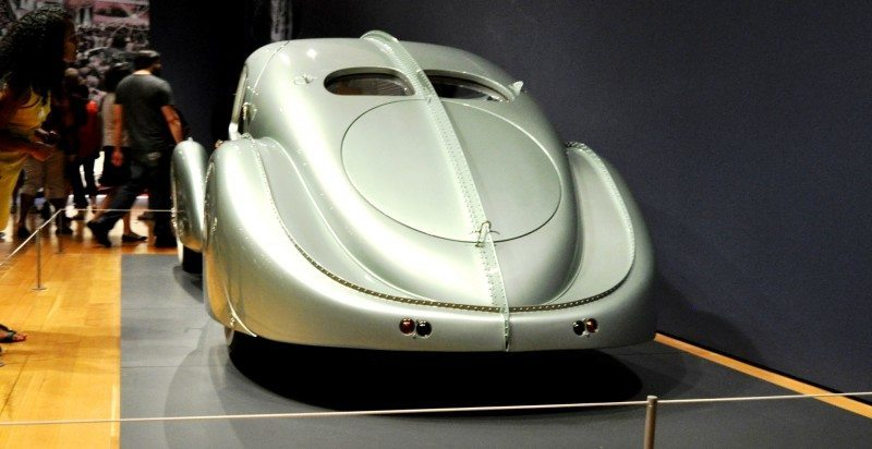 Atlanta Dream Cars - 1935 Bugatti 57S Competition Coupe Aerolithe Wears Gorgeous Elektron Magnesium Panels3