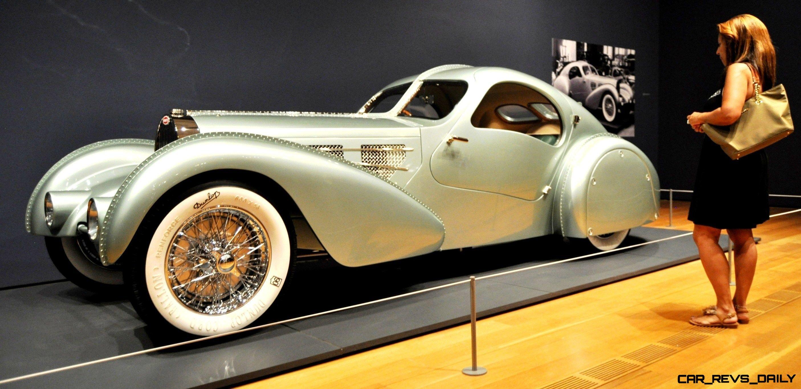 Atlanta Dream Cars - 1935 Bugatti 57S Competition Coupe Aerolithe ...