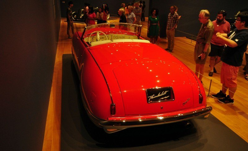 Atlanta Dream Cars Showcase - 1941 Chrysler Thunderbolt Is Aero Convertible Coupe 15