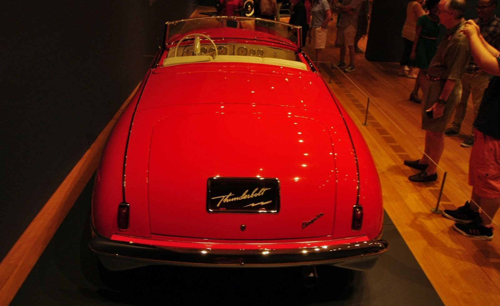 Atlanta Dream Cars Showcase - 1941 Chrysler Thunderbolt Is Aero Convertible Coupe 16
