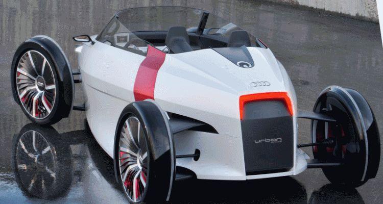 Audi Urban Concept Spyder gif2