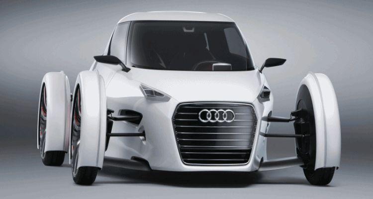 Audi Urban Concept gif1