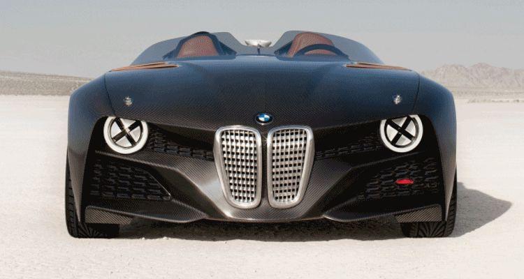 BMW 328 Hommage GIF header