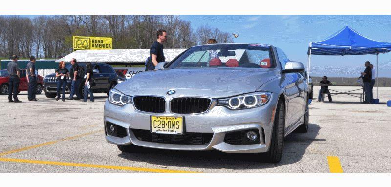 BMW 435i Spinner GIF