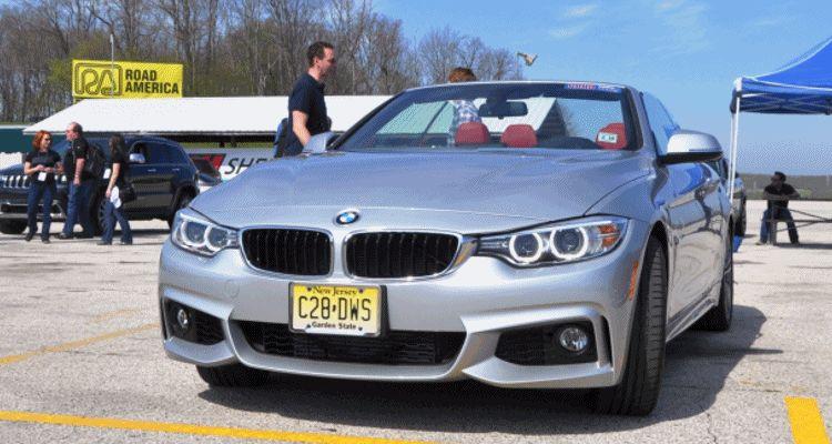 BMW 435i header GIF