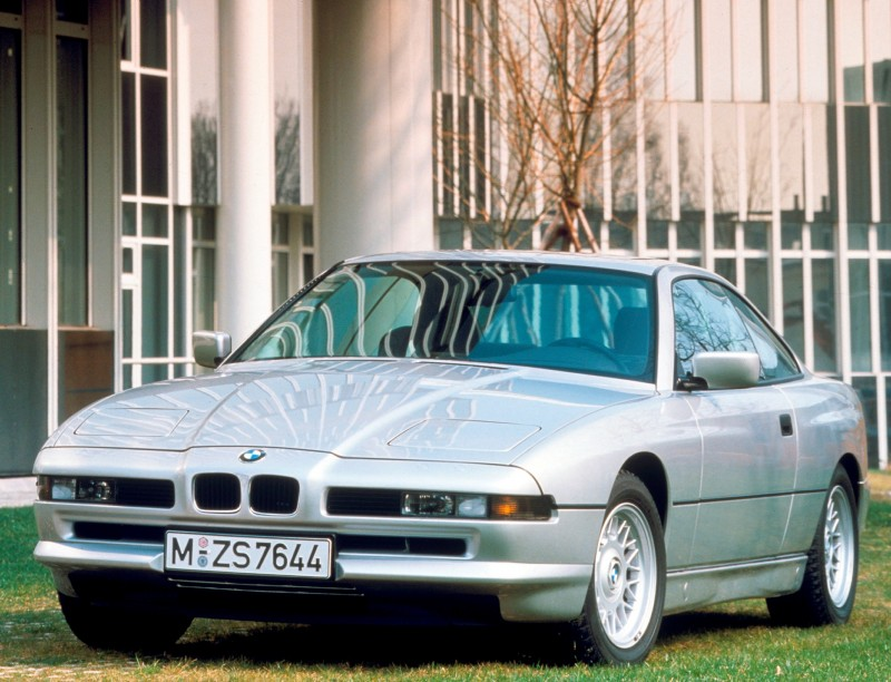 BMW E31 840i, 850i and 850CSi Celebrate 25th-Anniversary Homecoming in Munchen 10