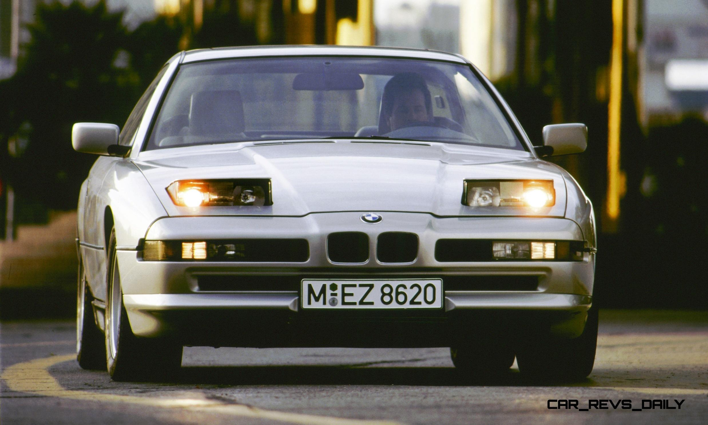 Bmw E31 840i 850i And 850csi Celebrate 25th Anniversary