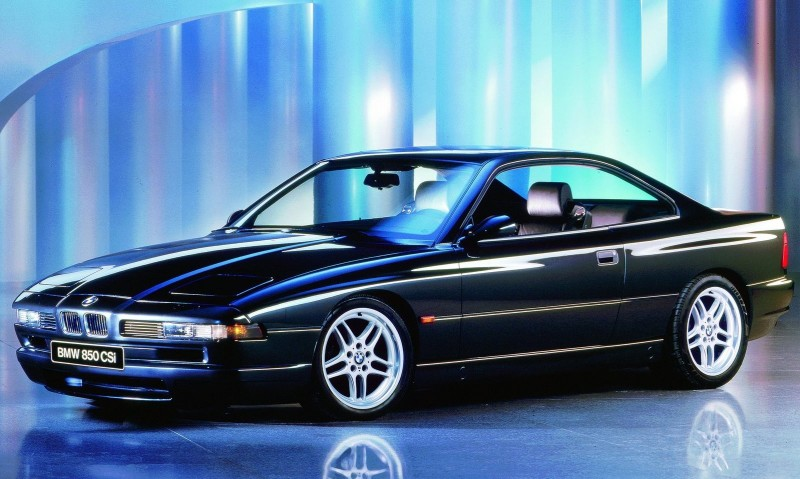 BMW E31 840i, 850i and 850CSi Celebrate 25th-Anniversary Homecoming in Munchen 5