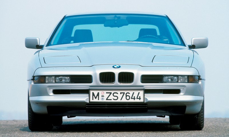 BMW E31 840i, 850i and 850CSi Celebrate 25th-Anniversary Homecoming in Munchen 8