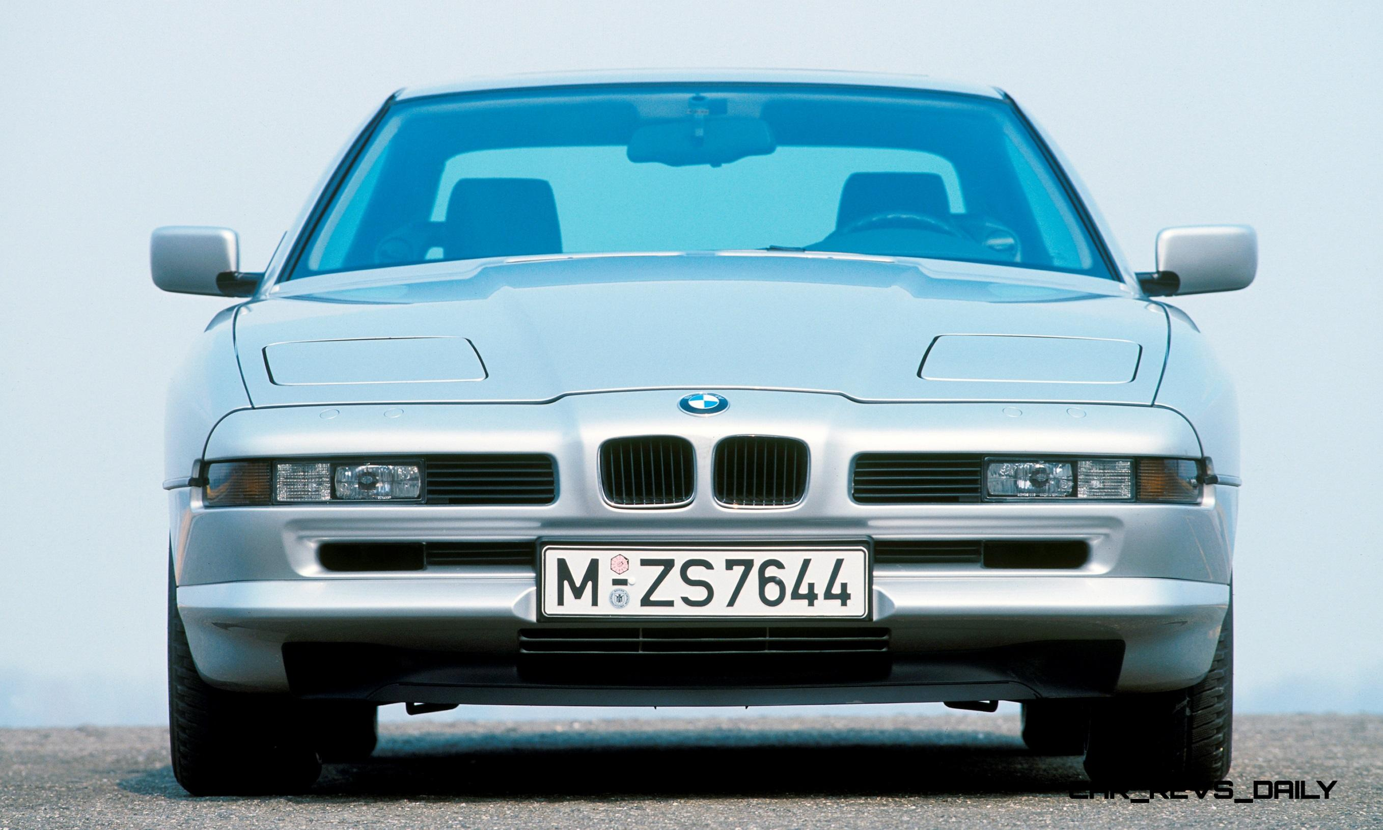 Bmw E31 840i  850i And 850csi Celebrate 25th